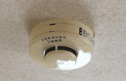 自動火災探知機
